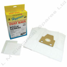 Vacuum Cleaner Bags for Bosch 5 Number in Pack