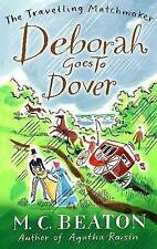 Deborah Goes to Dover by M. C. Beaton (Paperback) New Book