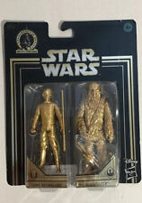 Luke Skywalker & Chewbacca - 1983 Star Wars Commemorative Edition Skywalker Saga