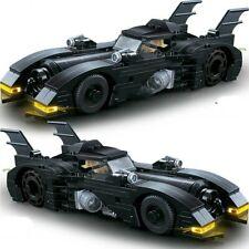 Batman Car Batmobile Building Blocks Super Tumbler Movies Figures Technic Brick