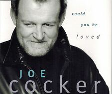 Joe Cocker - Could You Be Loved - CD Single Promo