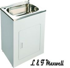 High Grade Stainless Steel Standard Laundry Tub - 45L