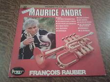 33 tours maurice andre trompette et or francois rauber