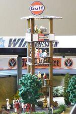 Slotcar RENNBAHN PRESSETURM passend für Carrera Digital Figuren       85570