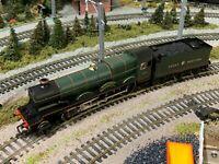 "Hornby OO Gauge R082 GWR King Class 6008 ""King James II"" Steam Locomotive"