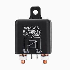 RL/180-12 Batterie Trennrelais 12V/200A Spitzenlast für PKW BOOT  CAMPING WOHN