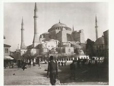 "*Postcard-""The Church of Hagia Sofia (Holy Wisdom)""  -ICathedral @ Instanbul/"