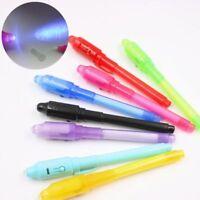 Zeichnung Combo Mal-Marker 2 In 1 UV-Licht Unsichtbarer Tintenstift
