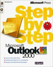 Microsoft® Outlook® 2000 Step by Step, Catapult Inc., Good Book