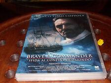 Brave & Commander - Sfida Ai Confini Del Mondo CVC  Dvd ..... Nuovo