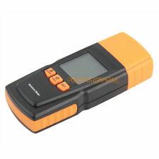 Digital LCD Wood Firewood Moisture Meter Humidity Detector Damp Timber Sensor