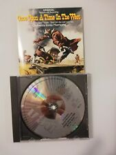 COLONNA SONORA - ENNIO MORRICONE  ONCE UPON A TIME IN THE WEST (RCA ND 71704) CD
