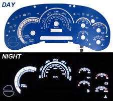 ESCALADE Style Blue Face Glow Gauge For 03-06 Chevy Tahoe / Suburban / Silverado