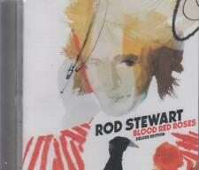 NEW - Rod Stewart CD Blood Red Roses DELUXE EDITION SHIPS NOW !