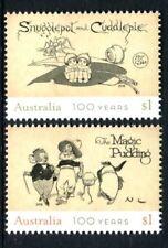 2018 Children's Bush Classics MUH Set of 2 Stamps