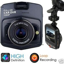 Hd 1080p en cámara del coche Dvr Dash Cam Video Recorder Black Night Vision Sensor G