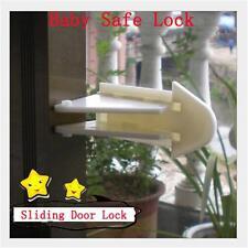 Infant Baby Kids Children Move Sliding Door Window Cabinet Safety Locks Qk