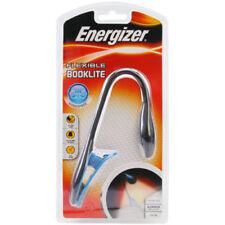 Energizer Flexible Booklite Clip Livre Lampe DEL Lampe de poche confort pour l'utilisation _ NV