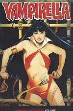 Vampirella Crimson Chronicles Vol. 1  TPB BOOK COMIC ART