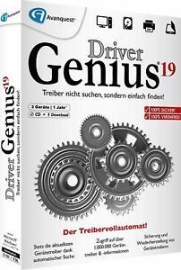 DriverGenius 19 Driver Genius DVD Lizenz für 3 PC inklusive Privacy Suite 17