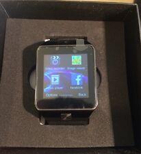 Black DZ09 Bluetooth Smart Watch Phone Smartwatch Wristwatch Facebook Whatsapp