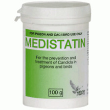 Medistatin for Birds 100g