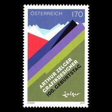 Austria 2014 - Birth of Arthur Zelger Art Graphic Design - Sc 2532 Mnh