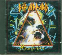 Def Leppard - Hysteria Phonogram 1987 1St Press West Germany Cd Ottimo