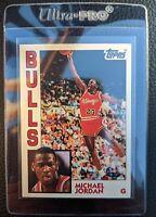 1992 93 TOPPS ARCHIVES #52 MICHAEL JORDAN CHICAGO BULLS HOF MINT