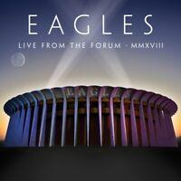 Eagles - Live de La Forum Mmxviii Neuf CD