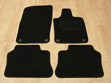 Porsche Panamera (2014-on) Fully Tailored Car Mats in Black