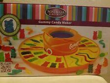 Nostalgia Electrics Gummy Candy Maker ~ Orange