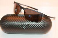 Oakley CARBON BLADE POLARIZED Sunglasses OO9174-0966 Satin Black W/ PRIZM Black