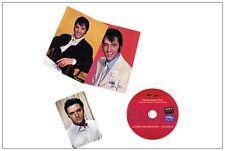 Elvis Presley DVD Housed in a Replica Las Vegas International Hotel Menu *BN*