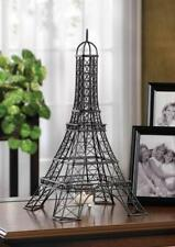Eiffel Tower Votive Candle Holder French Decor