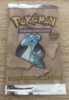 Pokemon Booster Fossil - Opened Packs- Original Cards Inside (No Holos) Mint