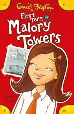 First Term at Malory Towers by Enid Blyton NEW