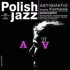 KRZYSZTOF KOMEDA  -  Astigmatic  LP  Polish Jazz vol 5 z 2016 NEW & SEALED