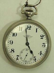 Ball,Offical Railroad Standard,Pocket Watch  drw8