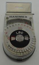 Vintage Hanimex L8C Light Meter