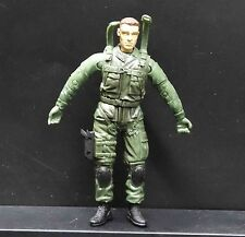 BBI ELITE FORCE U.S.A.F. US Paratroopers Helicopter Pilot solider 3 3/4 ""