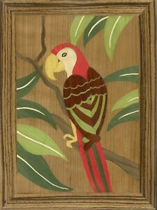 Polly: Large Marquetry Woodwork Craft Kit From UK For Adults