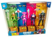 Jazwares Fortnite Squad Mode 4 Figure Pack - NEW!!!