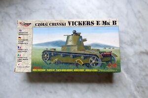 MIRAGE  1/72  Vickers E Mk B