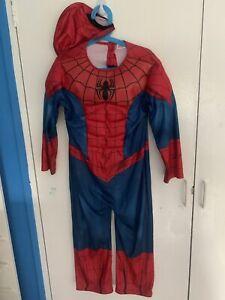 Fancy Dress Spider-Man Size 5-6