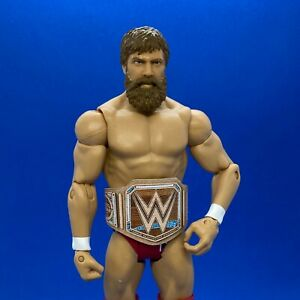 WWE Custom Wrestling Belts - Mattel - Daniel Bryan Eco Championship