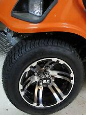 10'' Golf Cart Wheel and DOT tire Combo  10'' wheel  Club Car, EZ-GO and Yamaha