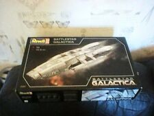 REVELL BATTLESTAR GALACTICA MODEL SKILL LEVEL 3 WITH DECALS