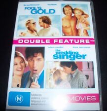 Fool's Gold / The Wedding Singer (Australia Region 4) 2 DVD – Like New