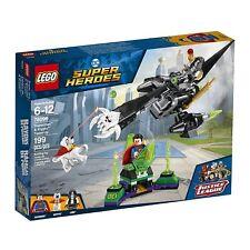 NEW LEGO DC COMICS SUPER HEROES SUPERMAN & KRYPTO TEAM-UP 76096 SEALED